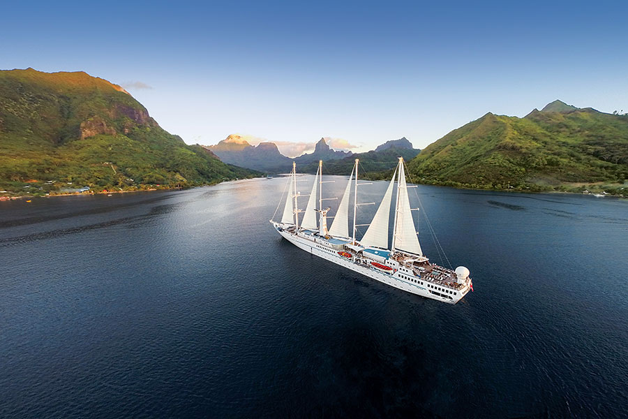 Travel Agent News for Windstar Cruises