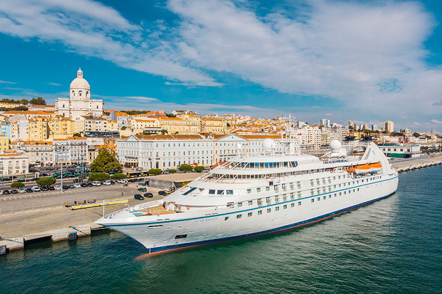 Windstar Outlines Sailings through May 2023 and Produces New Voyage Planner