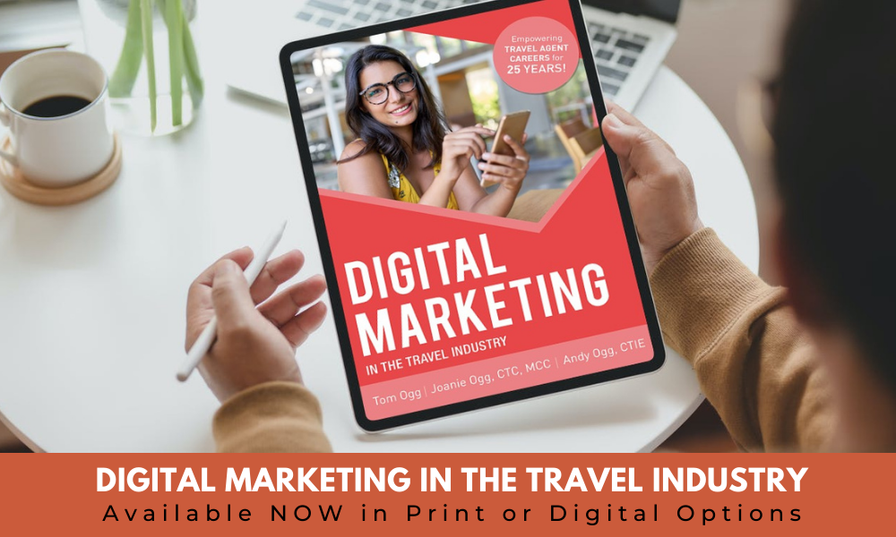 New Digital Marketing in the Travel Industry Book