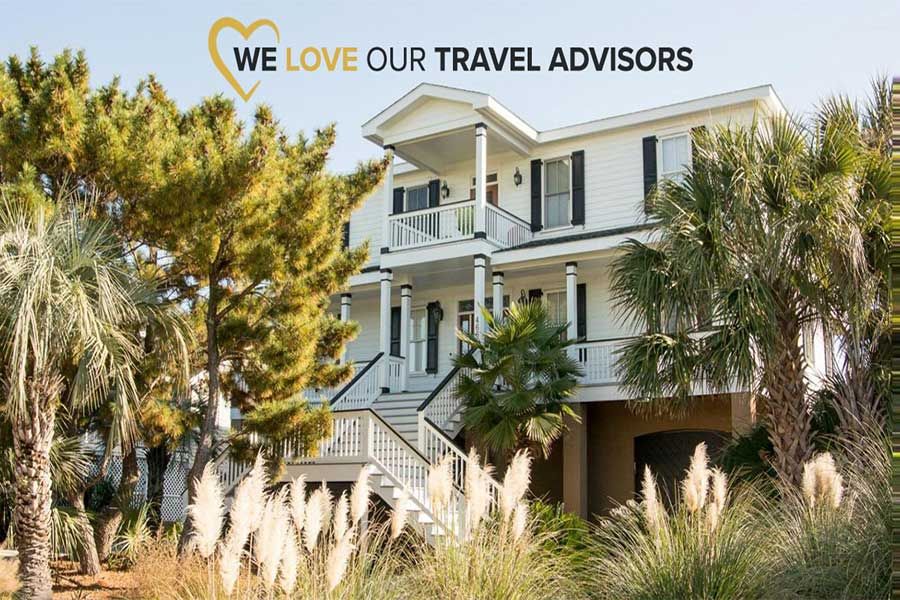 February is Travel Advisor Partner Appreciation Month with Villas of Distinction