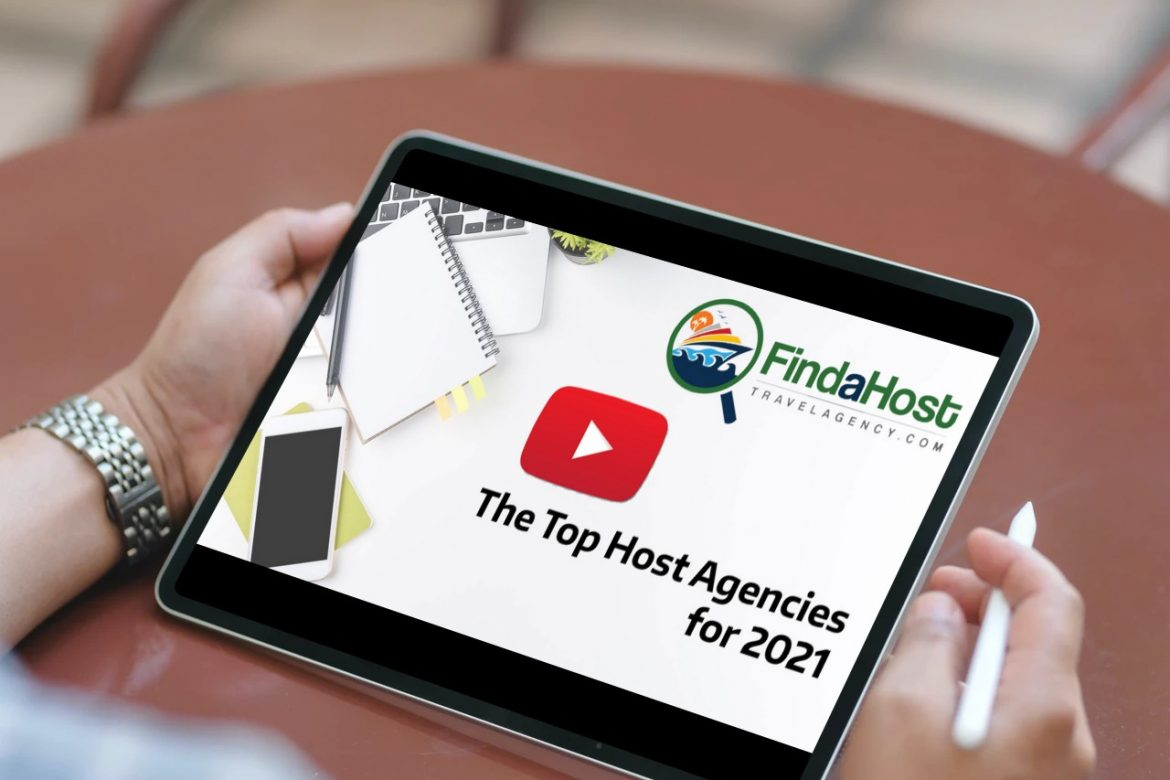 The Top Host Travel Agency List for 2021 by FindaHostTravelAgency.com