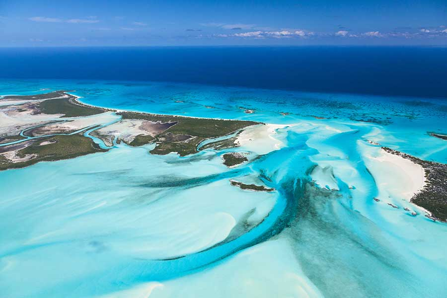 What a Difference a Day Makes! Crystal's New Luxury Bahamas Escapes Open to Record Bookings