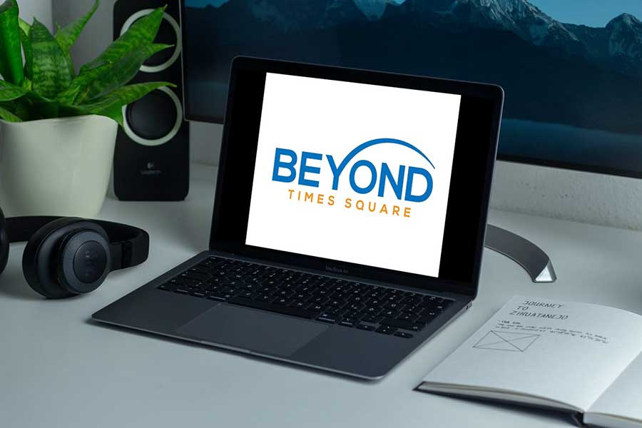 Beyond Times Square Launches New Logo to Embrace the Future of Luxury Travel