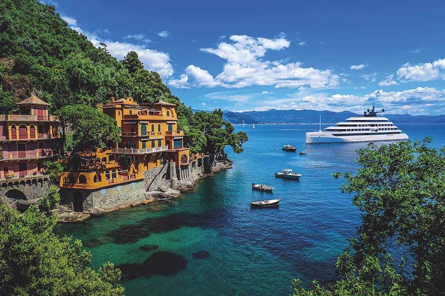 Emerald Cruises Now Booking 2023 Yacht Cruises Including New Black Sea Itineraries First look at new images of Emerald Azzurra superyacht available now