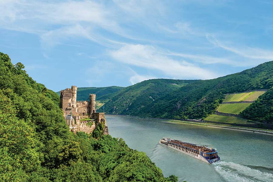 AmaWaterways Adds Second Seven River Journey as Demand for Epic 46-Night River Cruise Grows