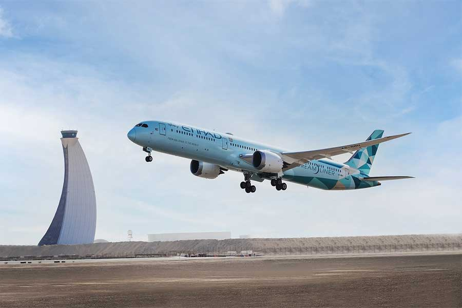 Etihad Operates First EcoFlight for 2021, Continuing Industry-Leading Research