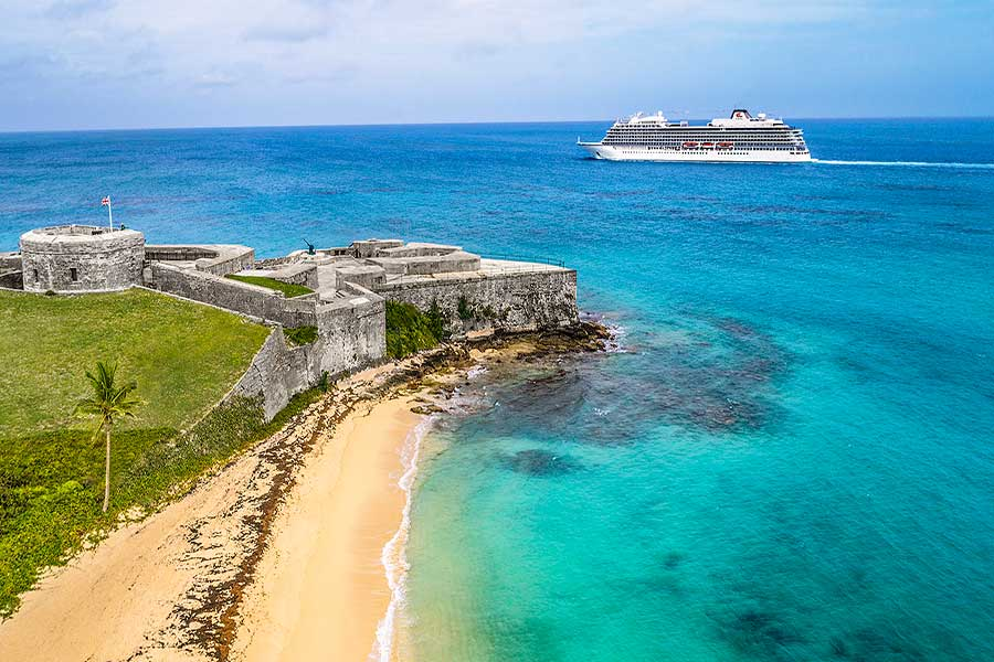 Viking Continues Restart of Limited Operations with New Bermuda, Iceland and UK Voyages