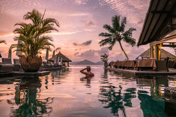Luxury Travel as a Travel Professional in 2021 is good for Sales