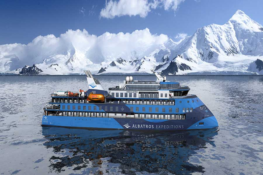 Albatros Expeditions Announces Arctic 2023 Season with Industry Leading Environmental Performance