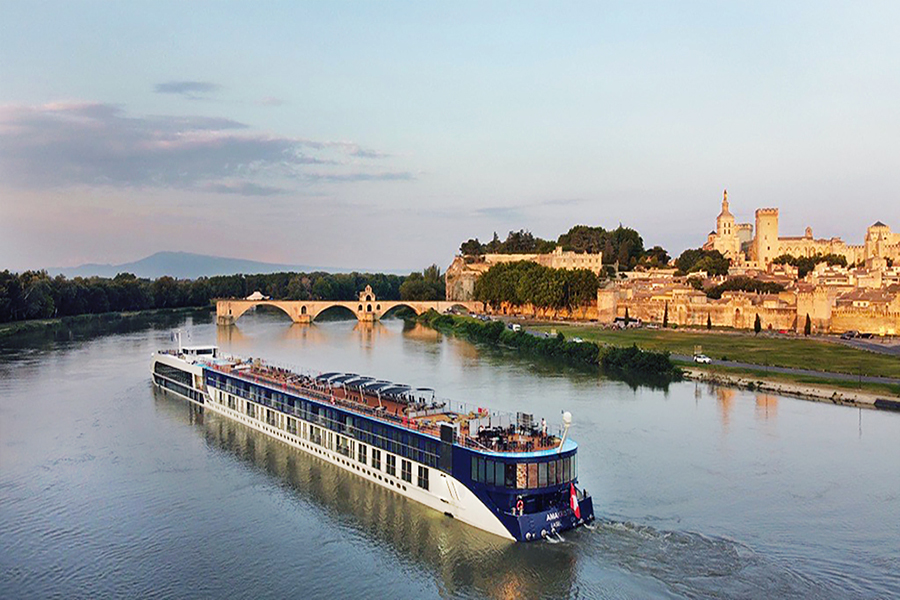 AmaWaterways Partners With Travel Marketing & Media for Second Masterclass on the River