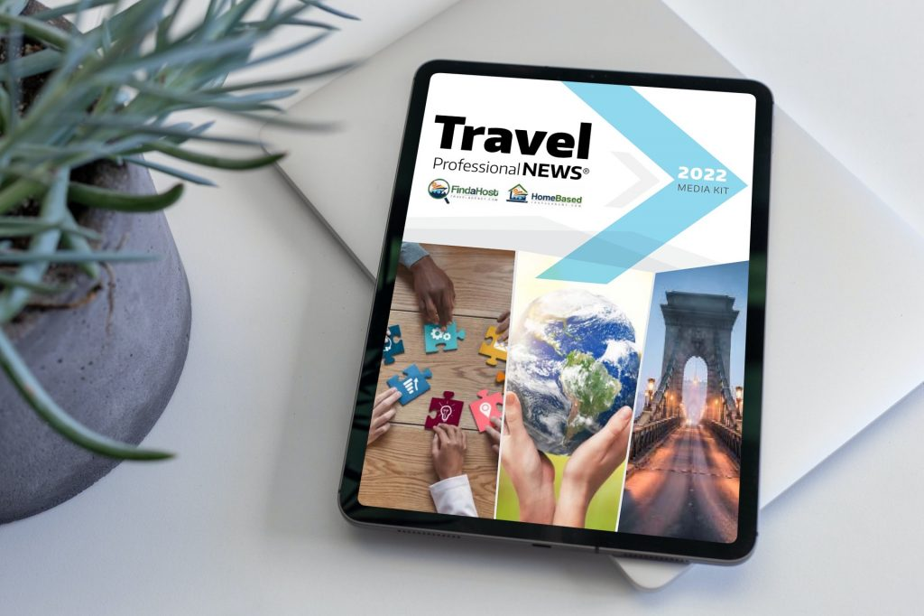 2022 Media Kit for Advertising to Travel Professionals