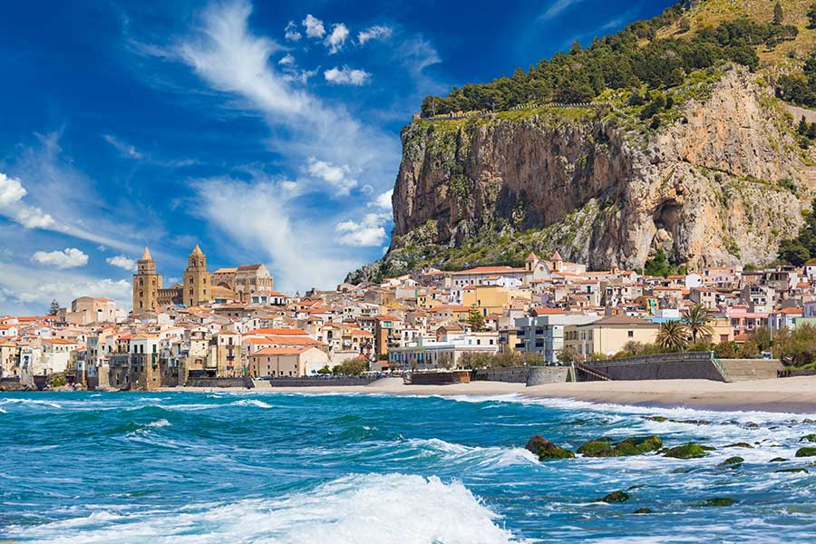 Windstar Cruises Takes Delivery of Star Pride in Palermo, Italy