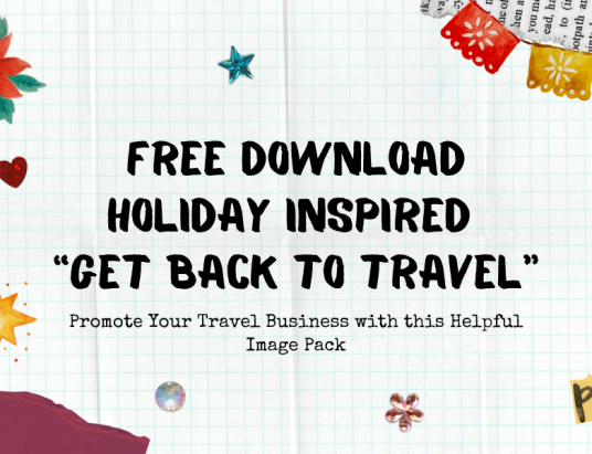 Get Back to Holiday Travel Header